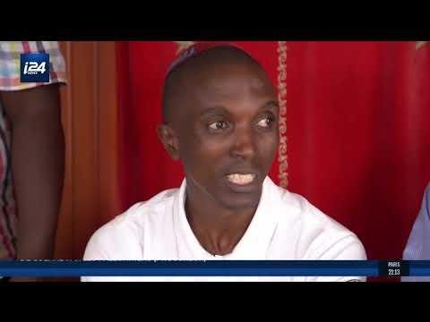 Magazine Afrique I24 News sur la mission en Ouganda du Keren Hayessod