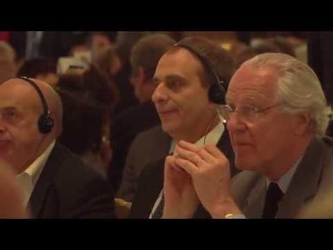 Diner des gouverneurs à Paris