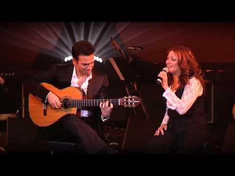 Hurshat Ha Eucalyptus - Claudia Meyer et Jean-Félix Lalanne @ Live Casino de Paris