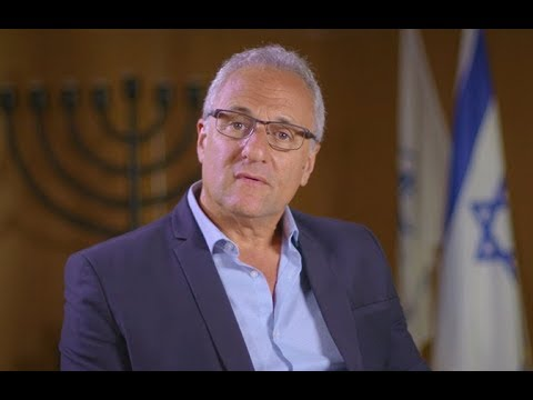Vœux pour Rosh Hashana de Greg Masel, Directeur général du Keren Hayessod-AUI