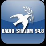 logo de radio shalom 94.8