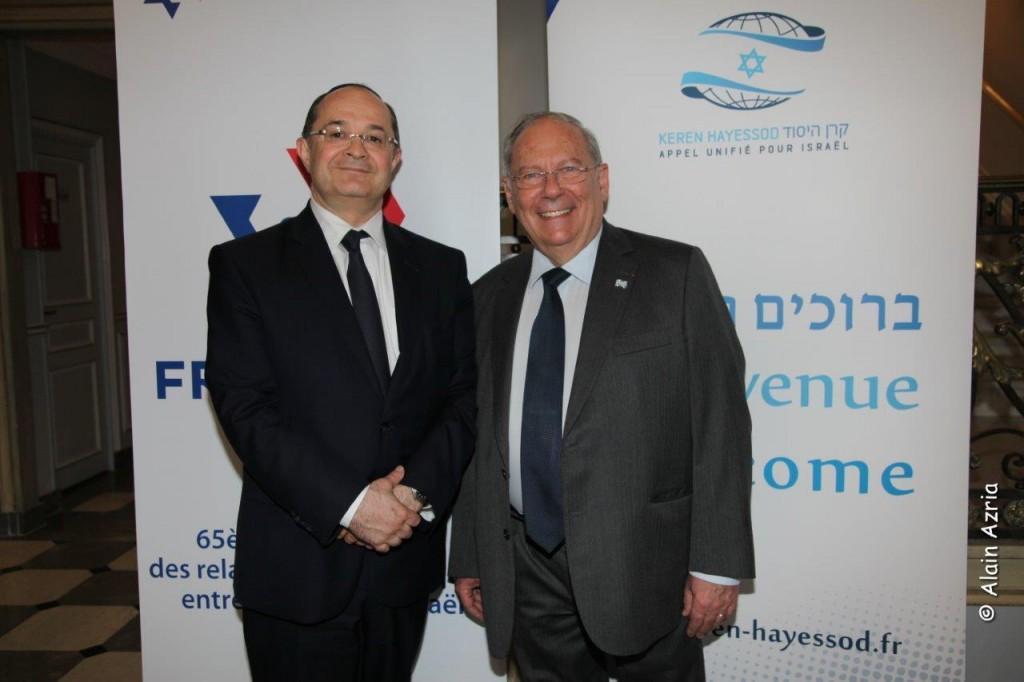 Ariel Goldman & Richard Prasquier