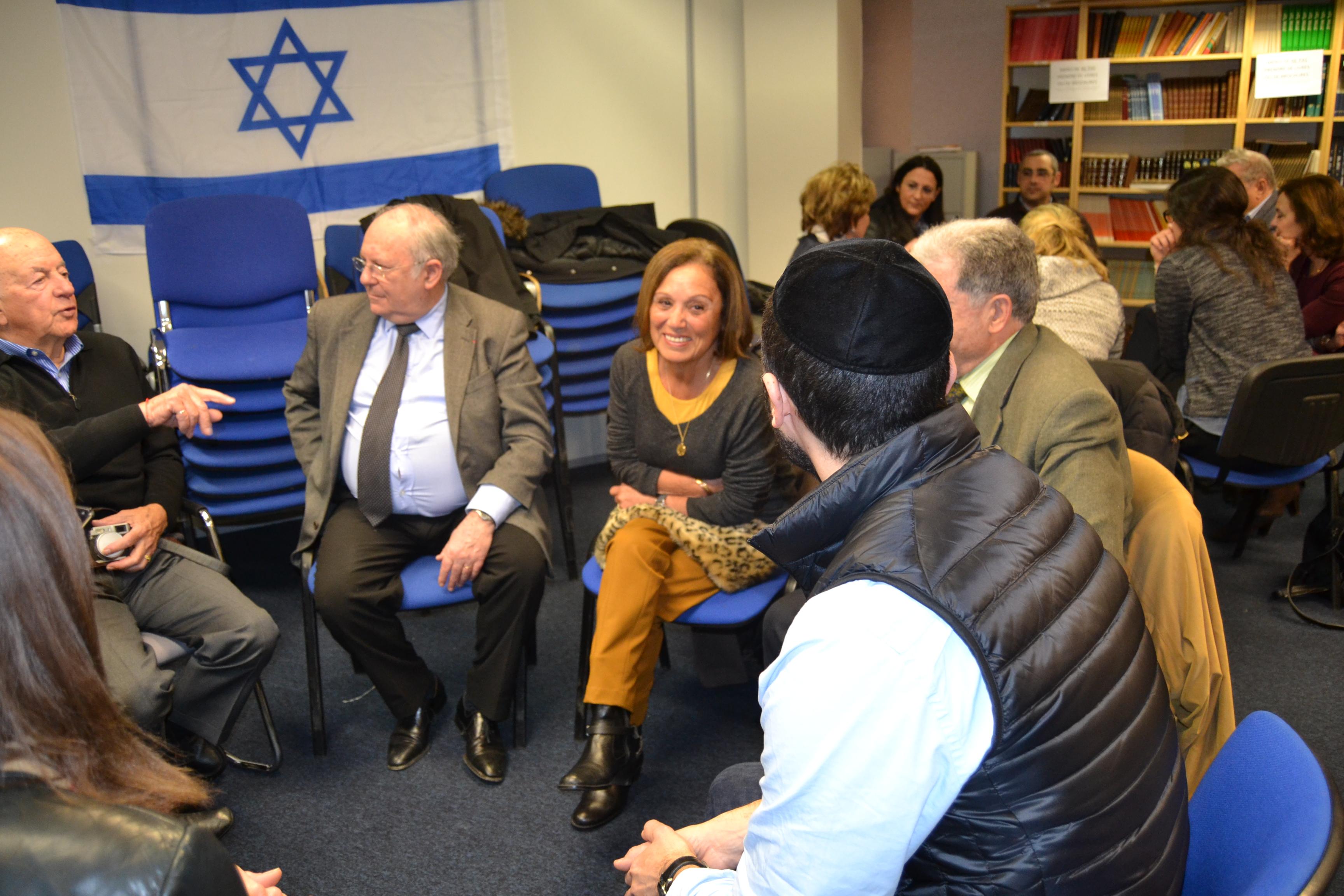 Rencontre juives