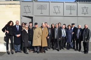 Rencontre avec la communauté juive de Sarcelle