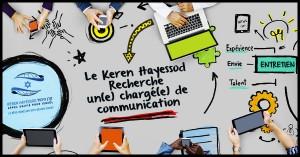 offre emploi communication