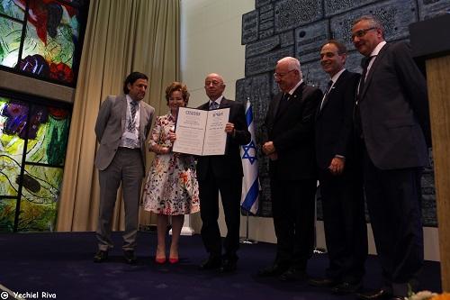 Avi Pezner - Prix Goldstein