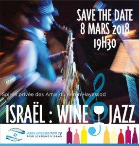 Soirée Wine & Jazz
