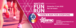 maccabi fun run