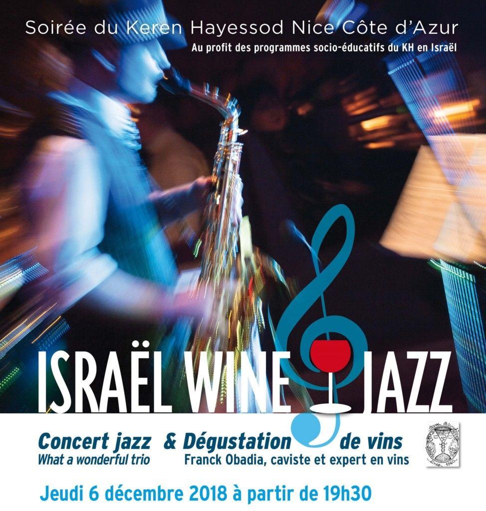 wine & jazz