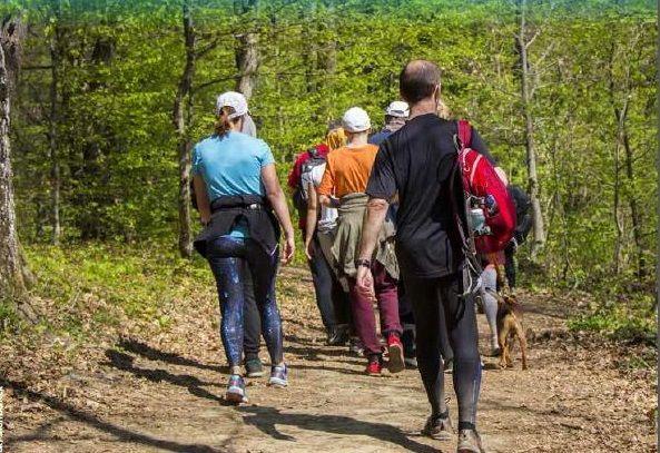 Les randonnées solidaires Keren Hayessod