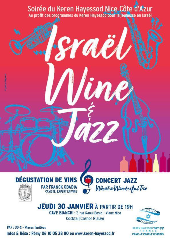 Wine& jazz