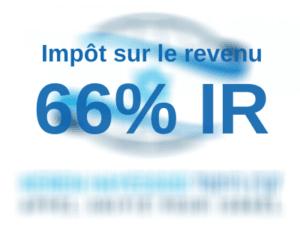 66% impôt sur le revenu