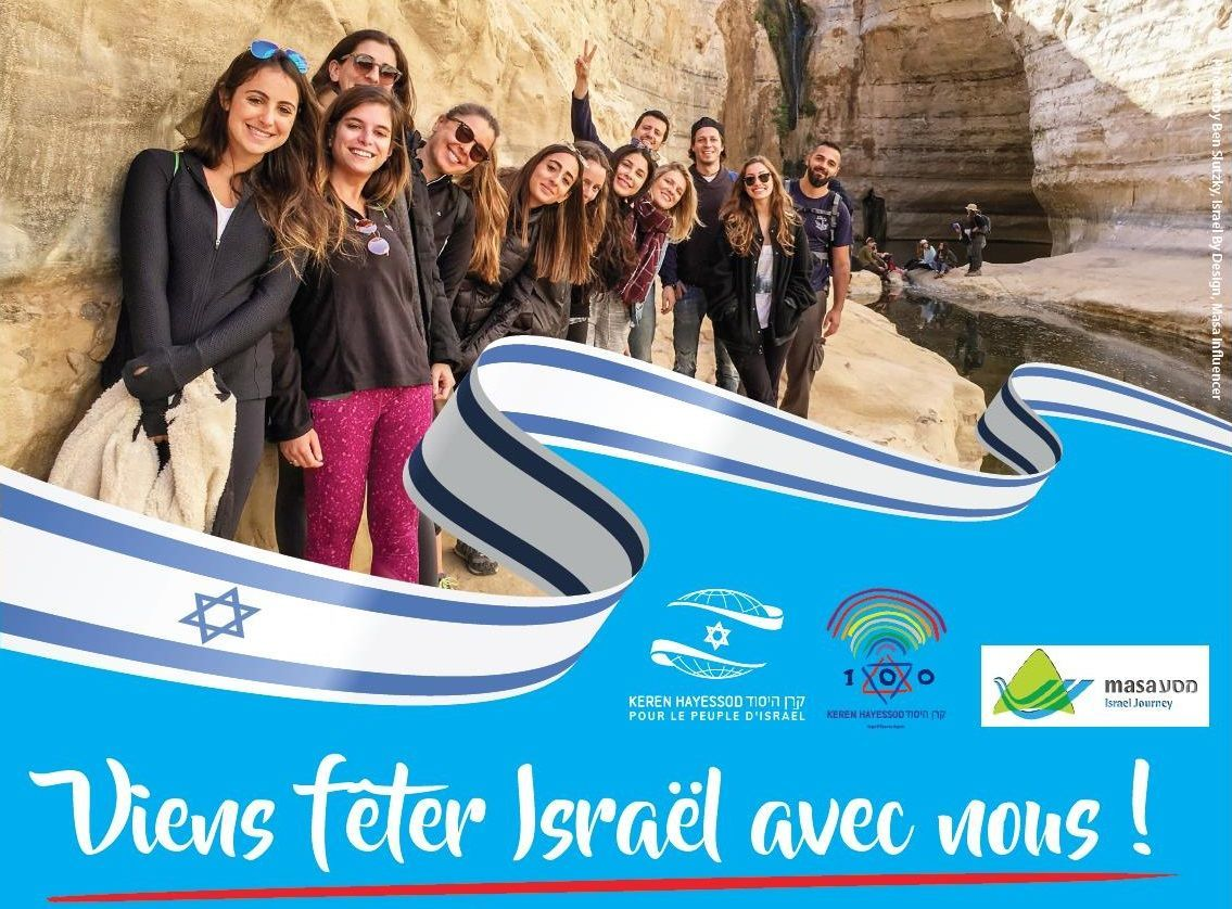 48 heures pour Israel !